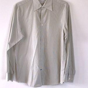Calvin Klien Men's Dress Shirt Size Medium